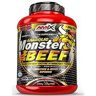 Amix Nutrition Anabolic Monster Beef 90% Protein, 2200g, Chocolate - Protein