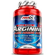 Amix Nutrition Arginine, 360cps - Arginin