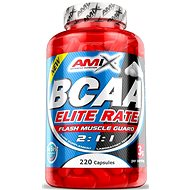 Amix Nutrition BCAA Elite Rate, 220cps - Amino Acids