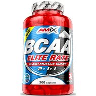 Amix Nutrition BCAA Elite Rate, 550cps - Aminokyseliny