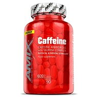 Amix Nutrition Caffeine with Taurine, 90cps - Energetické tablety