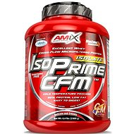 Amix Nutrition IsoPrime CFM Isolate, 2000g, Chocolate - Protein
