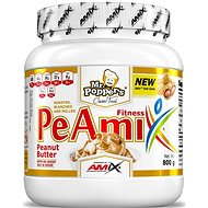 Amix Nutrition PeAmix Peanut Butter - Smooth, 800g - Máslo