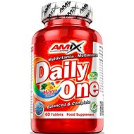 Amix Nutrition One Daily, 60 Tablets - Vitamin