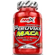 Amix Nutrition Peruvian Maca 750mg, 120cps - Anabolizér