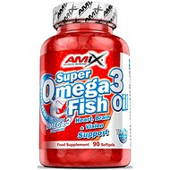 Amix Nutrition Super Omega 3, 90 softgels - Omega 3