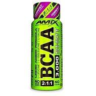 Amix Nutrition BCAA 3000 SHOT, 60ml, Forest Fruit - Sportovní nápoj