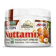 Amix Nutrition Nuttamix, 250g - Ořechový krém