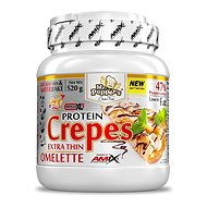 Amix Nutrition Protein Crepes, 520g, Chocolate