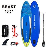 Aqua Marina BEAST 10'6''x32''x6'' - Paddleboard s příslušenstvím