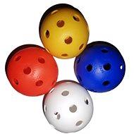 Arex florbalové míčky (4 ks) - mix barev