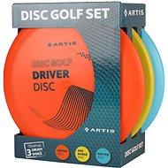 Artis Disc Golf Set - Discgolf Set