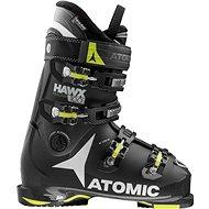 Atomic HAWX MAGNA 100 Black/Lime - Pánské lyžařské boty