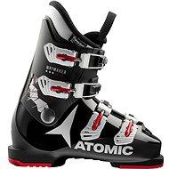 Atomic WAYMAKER JR 4 Black/White/Red vel. 24 - Dětské lyžařské boty