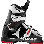 Atomic WAYMAKER JR 2 Black/White/Red vel. 19 - Dětské lyžařské boty