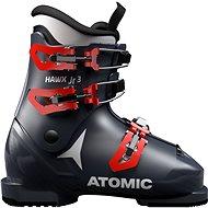 Atomic Hawx Jr 3 Dark Blue/Red vel. 34,5 EU/ 220 mm - Lyžařské boty