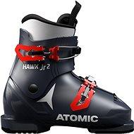 Atomic Hawx Jr 2 Dark Blue/Red vel. 31,5 EU/ 200 mm - Lyžařské boty