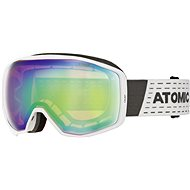 Atomic Count Stereo White - Lyžařské brýle