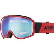 Atomic Count Stereo Red - Lyžařské brýle