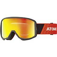 Atomic Count Jr Cylindrical Black/Red - Lyžařské brýle