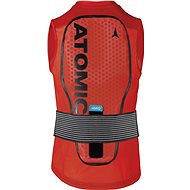Atomic Live Shield Vest Amid M Red - Páteřák
