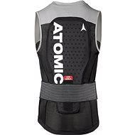 Atomic Live Shield Vest M Black/Grey - Páteřák