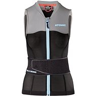 Atomic Live Shield Vest W Black/Grey - Páteřák