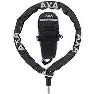 AXA Plugin RLC + saddle bag 100/5,5  - Zámek na kolo