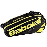 Babolat Pure-Racket Holder X6 bk/fluo yell. - Sportovní taška
