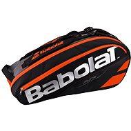 Babolat Pure-Racket Holder X6bk/fluo red - Sportovní taška