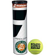 BABOLAT French Open Clay X 4 - Tennis Ball