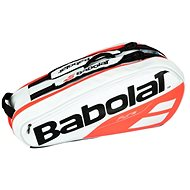 Babolat Pure Strike R.H. X 6 white/red  - Sportovní taška