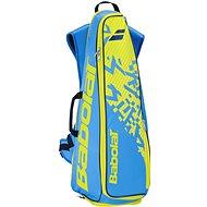 Babolat Backracq 8, Blue/Yellow/Lime - Sports Bag
