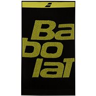 Babolat Towel Medium Black/Yellow - Ručník