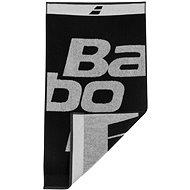 Babolat Towel Medium Black/White - Ručník
