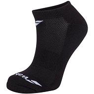 Babolat 3 Pairs Invisible, Black - Socks