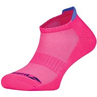 Babolat 2 Pairs Invisible W. fng.pink - Ponožky