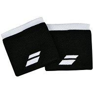 Potítko Babolat Wristband Logo bk.-white