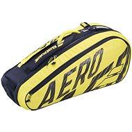 Babolat Pure Aero RH X6 black-yell.  - Sportovní taška
