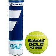 BABOLAT GOLD AC  X 4 - Tenisový míč