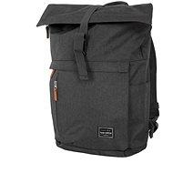 Městský batoh Travelite Basics Roll-up Backpack Anthracite