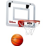 Wilson NCAA Showcase Mini Hoop - Basketbalový míč