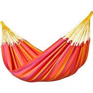 La Siesta Sonrisa Single mandarine - Houpací síť
