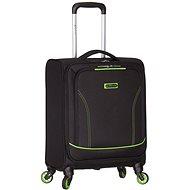 Azure Spirit T-1115/3-S - černá/zelená - Cestovní kufr