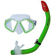 Calter Senior S09+M283 P+S, zelený - Potápěčská sada
