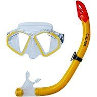 Calter Senior S09+M283 P+S, žlutý - Potápěčská sada