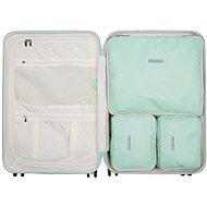 Suitsuit sada obalů Perfect Packing system vel. M Luminous Mint - Packing Cubes