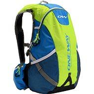 One Way Hydro Back Bag 20L Yellow-Black - Sportovní batoh