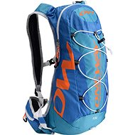 One Way Hydro Back Bag 15L Blue-Orange - Sportovní batoh