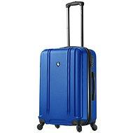 Mia Toro M1210/3-M - modrá - Cestovní kufr s TSA zámkem